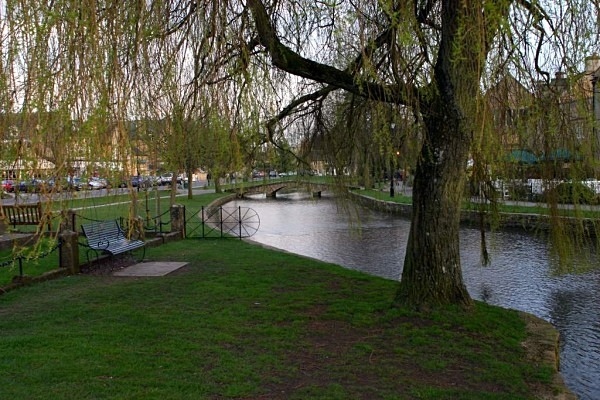 Bourton River - The Cotswolds
