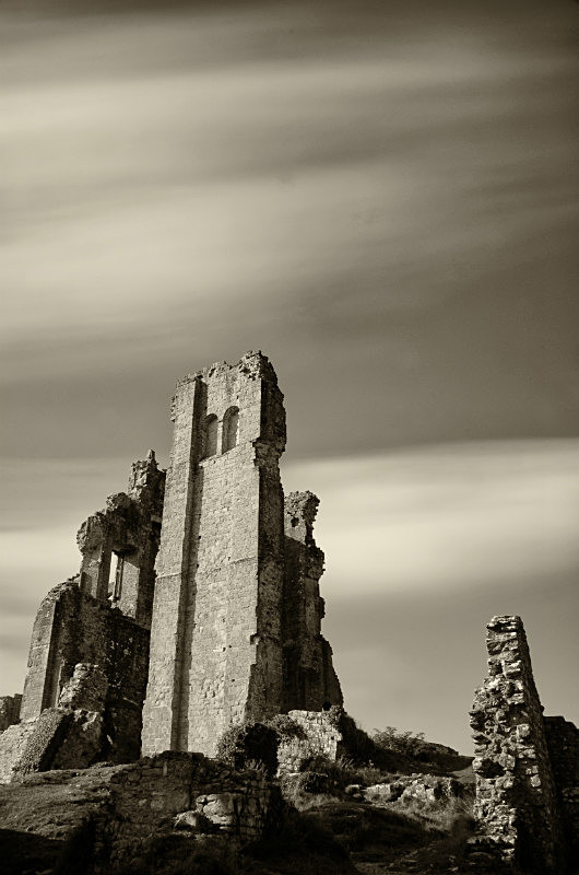 - Corfe and the Surrounding Area
