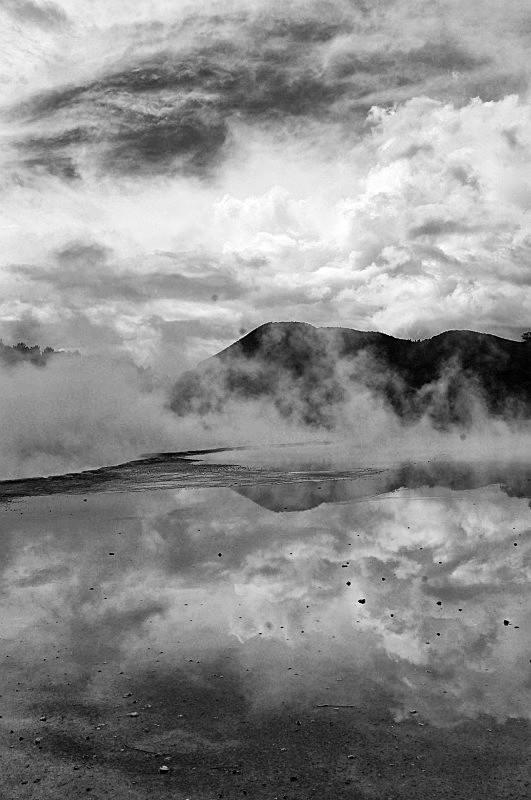 Volcanic Park - My Travels