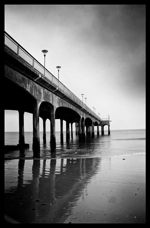 The Pier - Boscombe Pier - Dorset