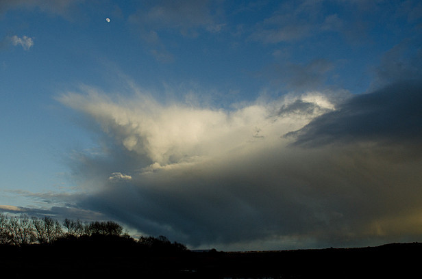 After the Storm - Christchurch, Dorset