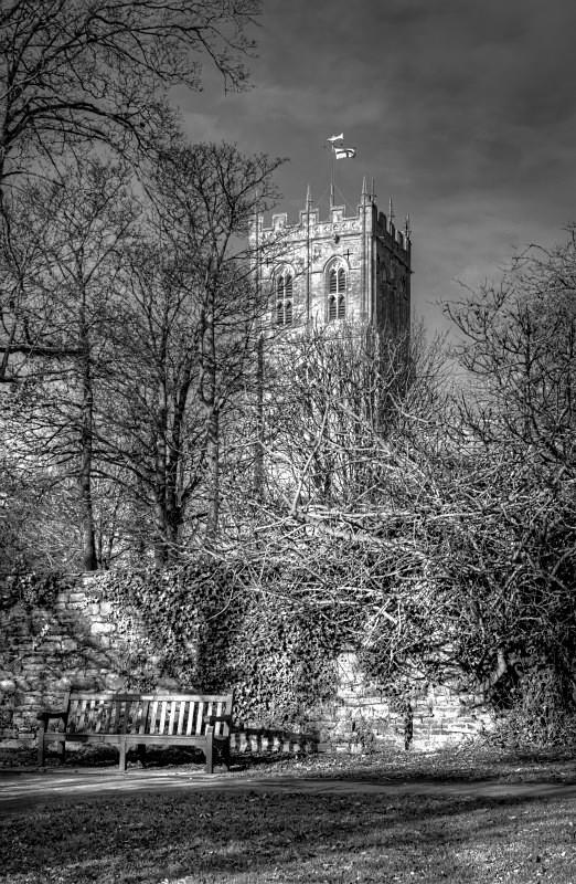 Christchurch Priory - Christchurch, Dorset
