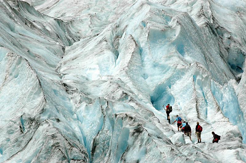 Glacier Walking - My Travels