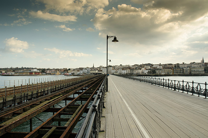 Ryde Pier, Isle of Wight - Isle of Wight