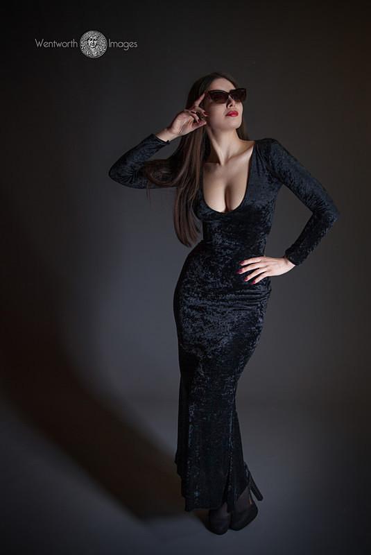 IMG_3517 edited WM - VAMPIRA (actress Maila Nurmi)