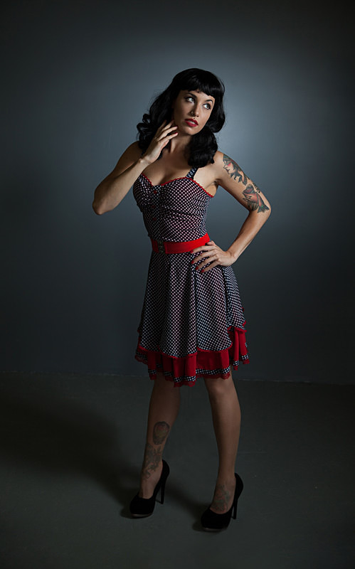 - PINUP and ROCKABILLY