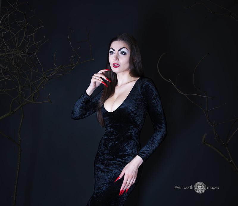 IMG_3410 final edit merged freq separation 5  with WM - VAMPIRA (actress Maila Nurmi)