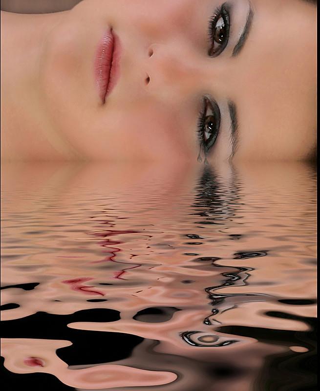 Flood of Tears - PHOTOSHOP CREATIONS