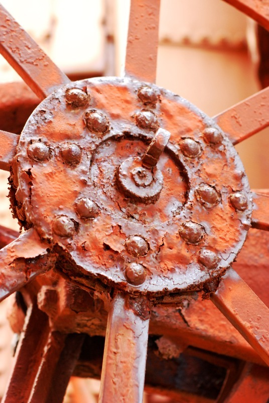 - Steel and Rust Relic