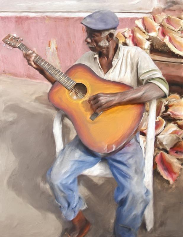 - Oil Paintings