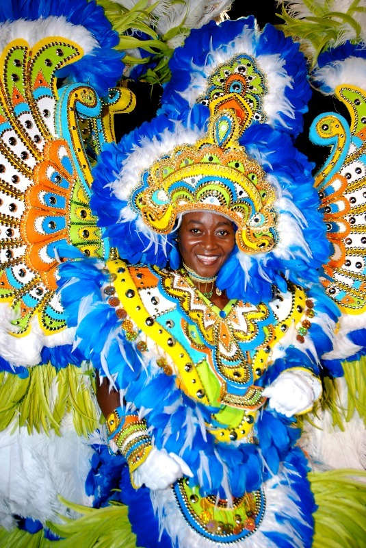 - Junkanoo In Color