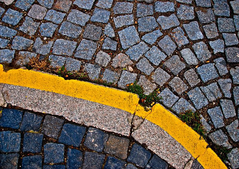 - Cobblestones