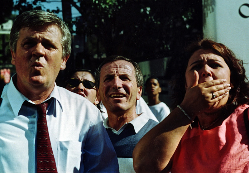 - 9/11 Eyewitness Photos