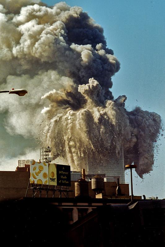 - 9/11 Eyewitness Photos