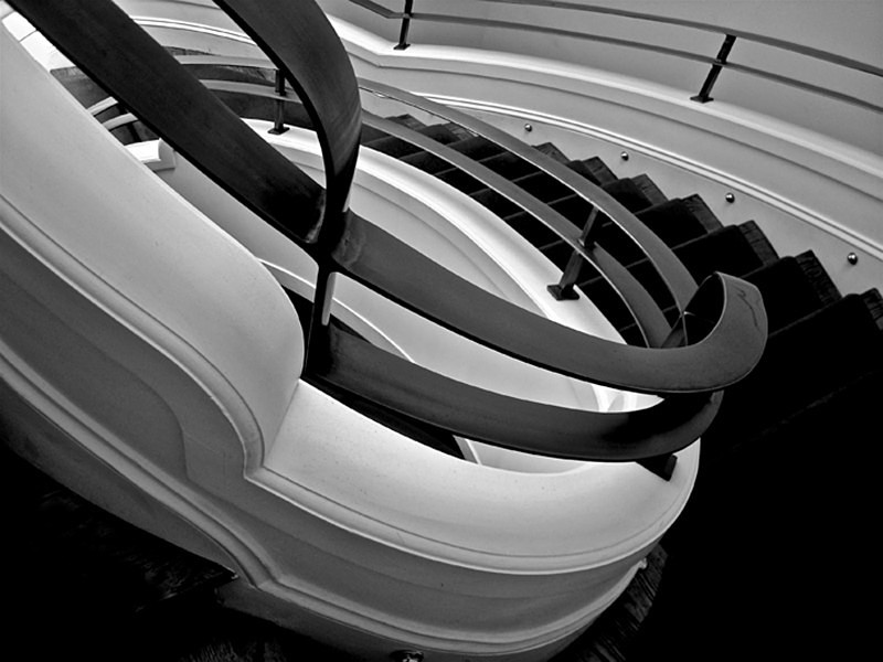 Stairwell - Abstracts