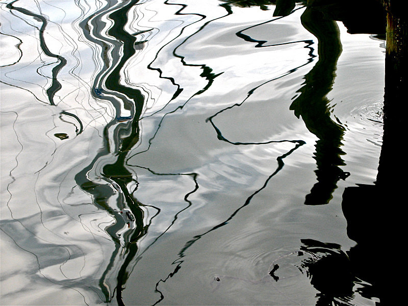 Oil Slick - Abstracts
