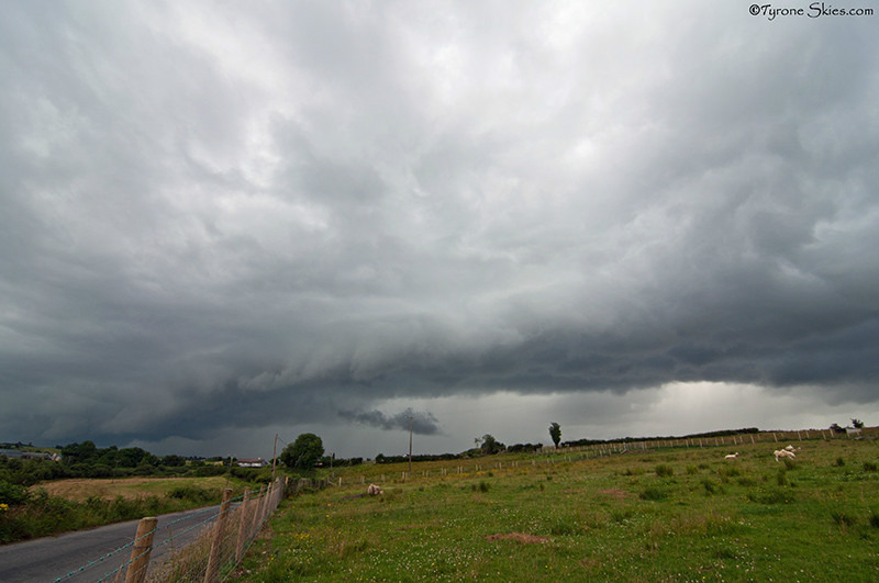 Gust front 1 - Storms