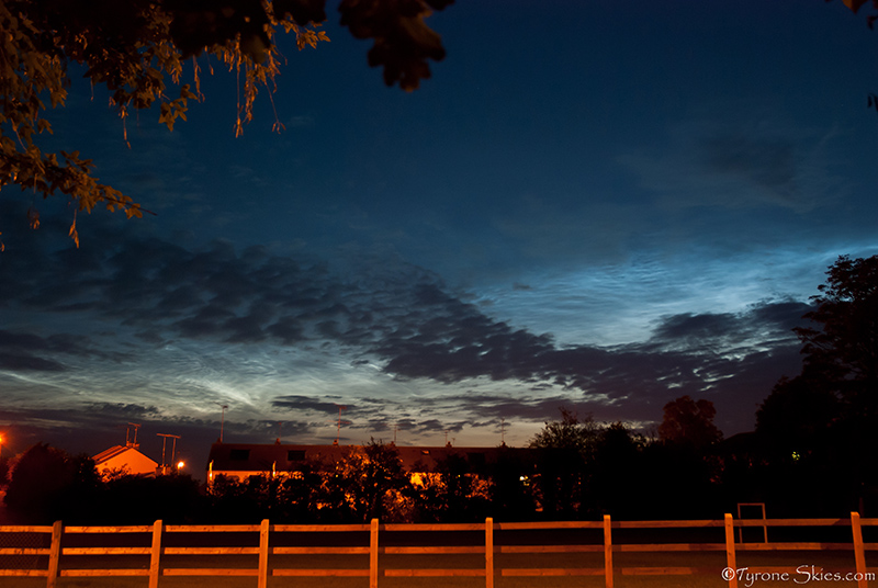 - Noctilucent Clouds