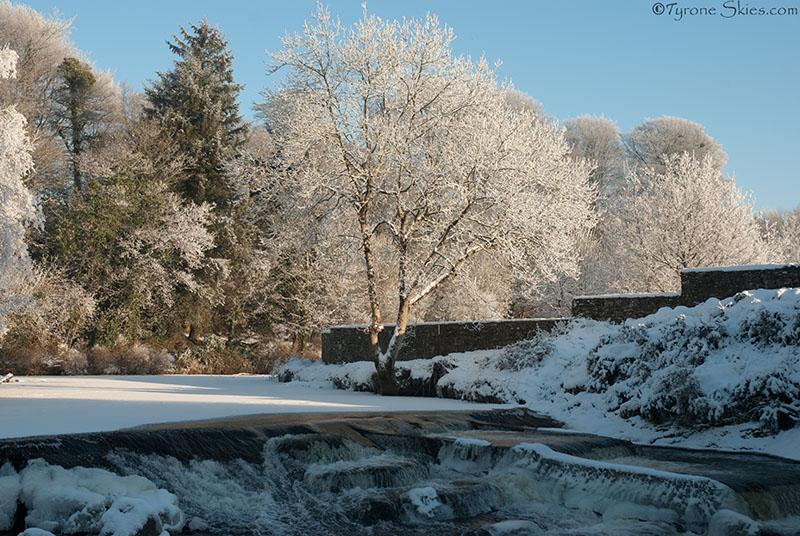 Frozen lovers retreat
