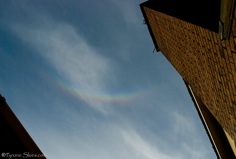Circumzenithal arc - Atmospheric optics