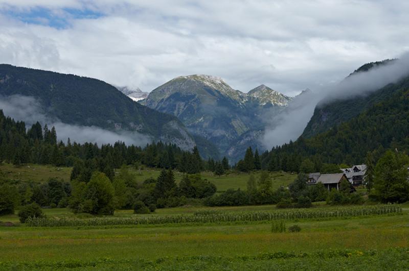 Lake Bohinj, Slovenia -  Alpine scene - European Scenes