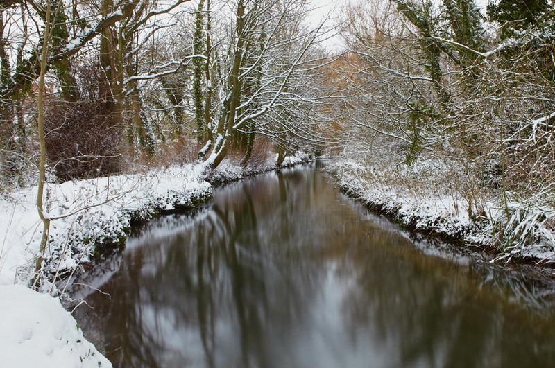 River Frome, Dorchester, Dorset - Dorset Landscapes