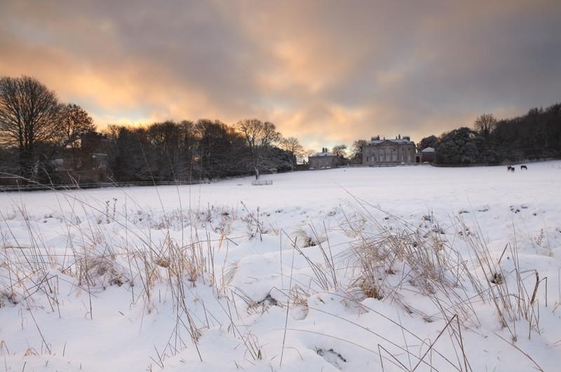 Winterborne Came Manor House, Dorset - Dorset Landscapes