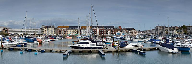Weymouth Marina - Panoramas