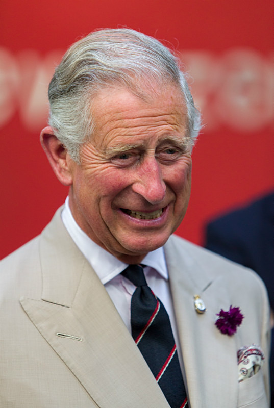 HRH Prince Charles. - Famous People