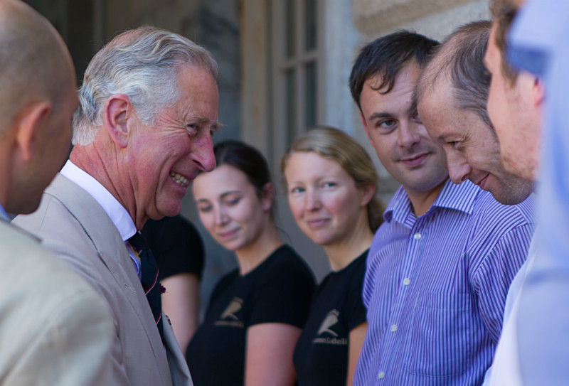 HRH Prince Charles - Famous People