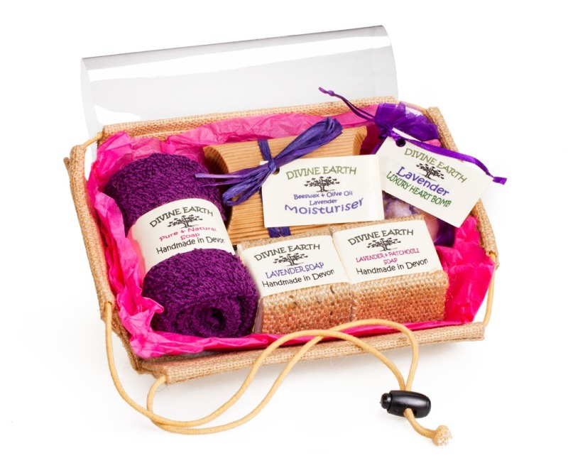 Divine Earth Gift Pack - Products