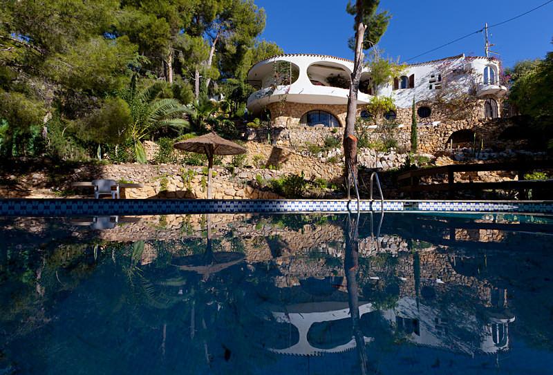 Mediterranean Villa - Architecture