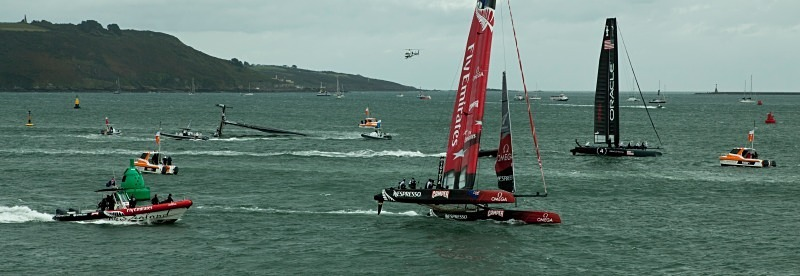America's Cup Activity - Sports