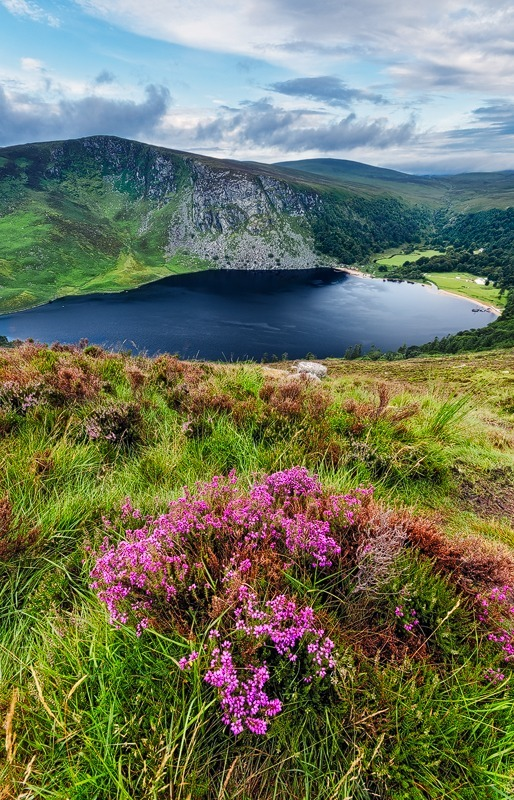 Lough Tay - Wicklow