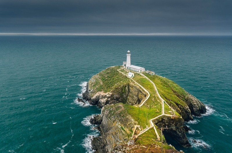 All At Sea - Wales