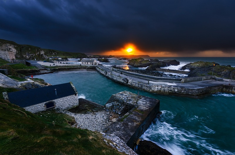Ballintoy Harbour - Antrim