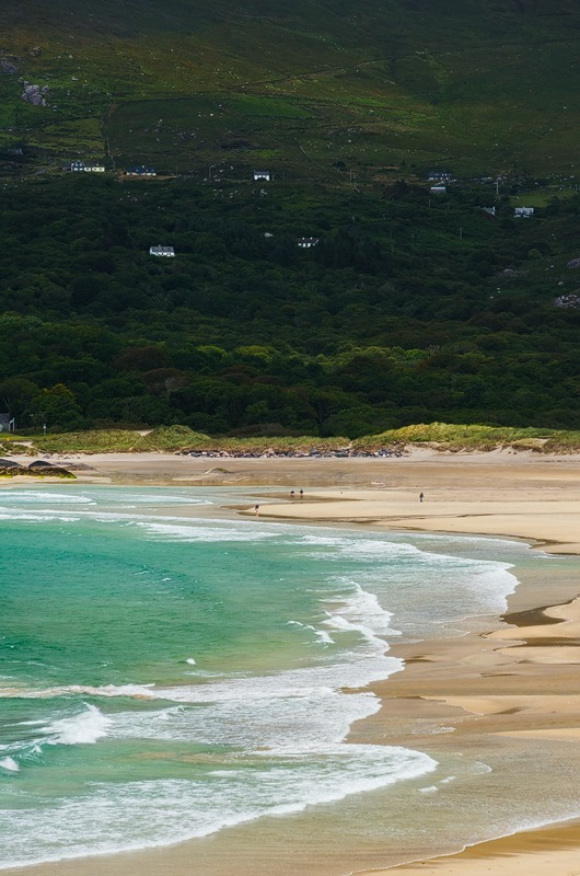 Derrynane Beach - Kerry