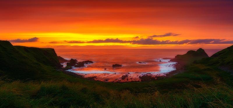 The Golden Coast - Antrim