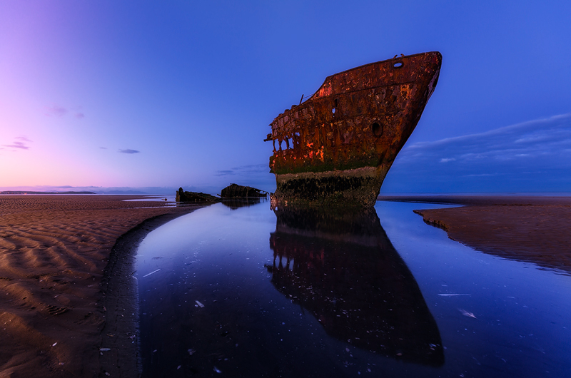 Ghost Ship - Co. Louth