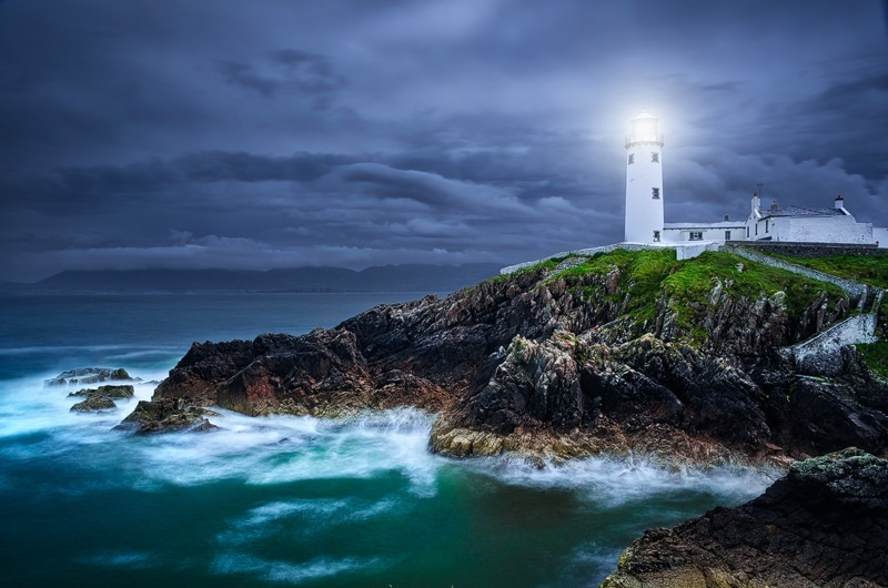 Fanad Head Lighthouse - Donegal