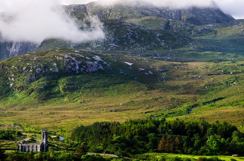 Gateway To The Poisoned Glen II - Donegal