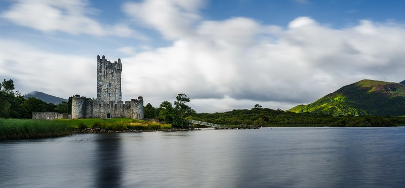 Ross Castle - Panorama