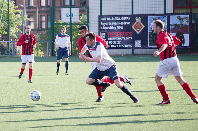 Scottish Police Cup Final 2014 - Assorted!