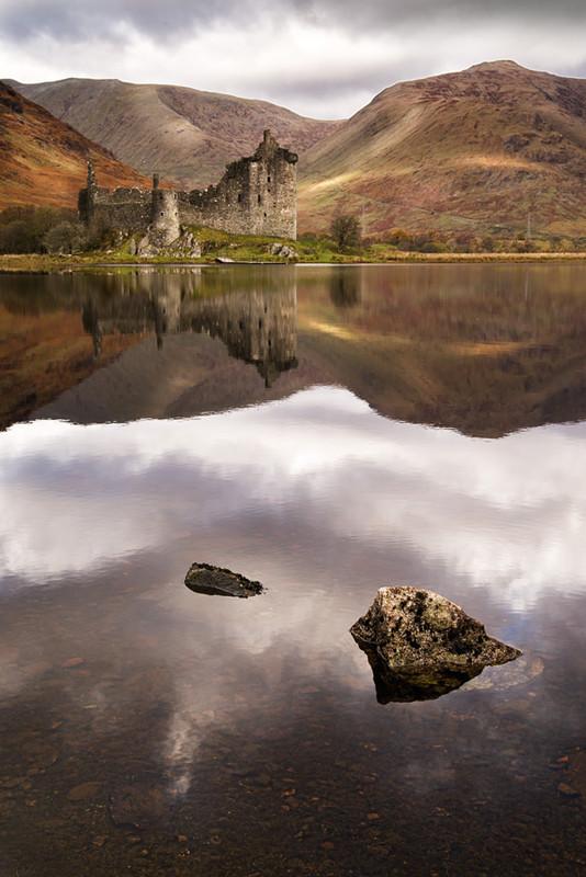 Kichurn Castle Loch Awe