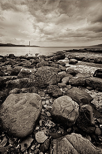 Lunderston Bay | Inverkip