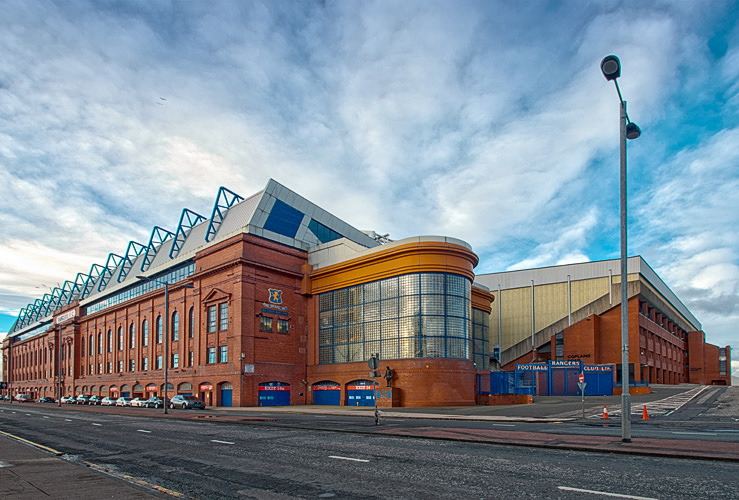 Commonwealth Games 2014 Venue | Ibrox Stadium | by Colin Robb