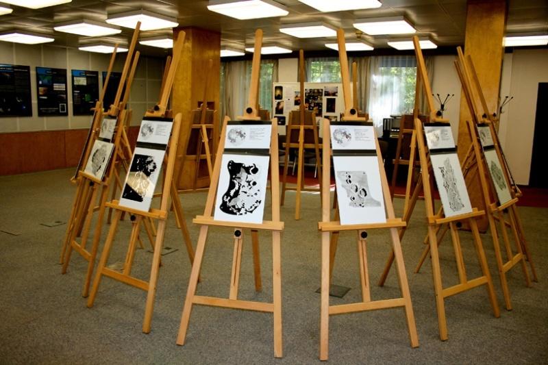 Ondrejov 2009_Resize - Milan Blazek's Ink Drawings