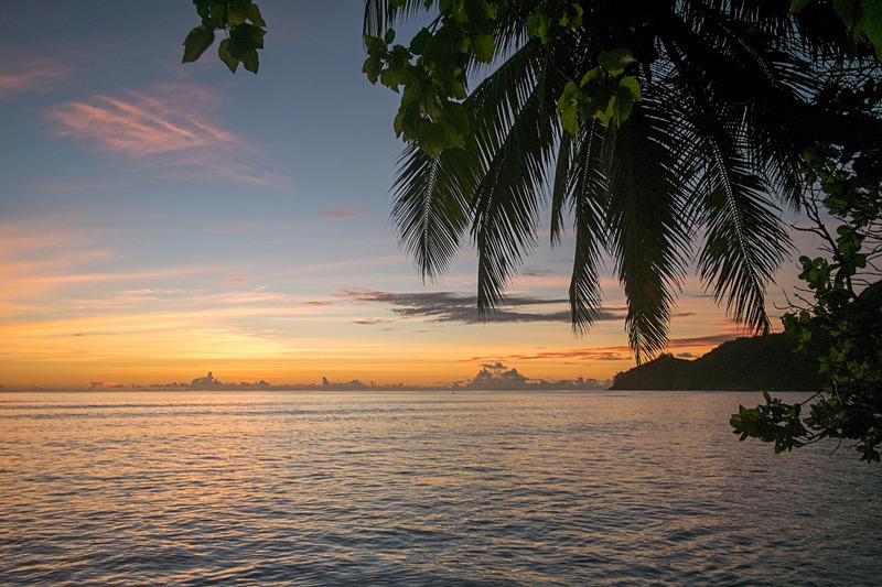 - Seychelles - Denis Island