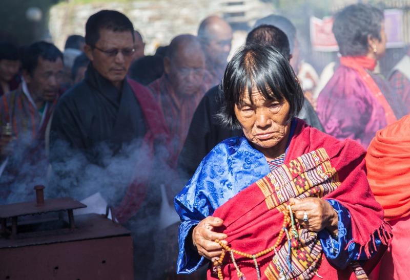 Thimpu Festival - Bhutan