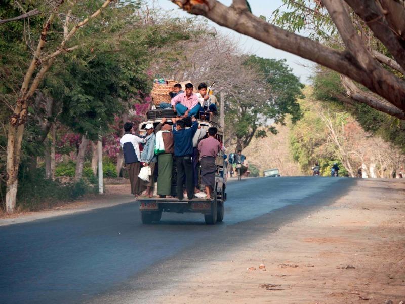 Mandalay Road
